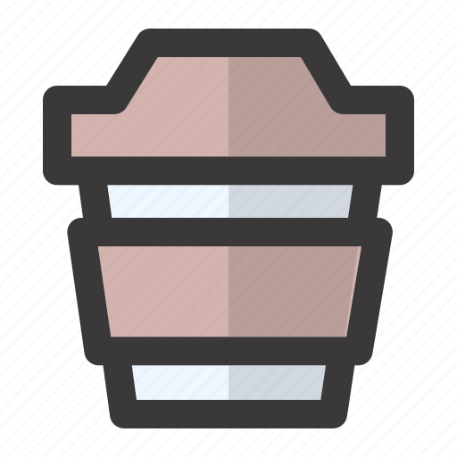breakfast, cafe, cappuccino, coffee, coffee cup, cup, morning icon