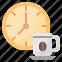 chocolate, coffee, food, mug icon