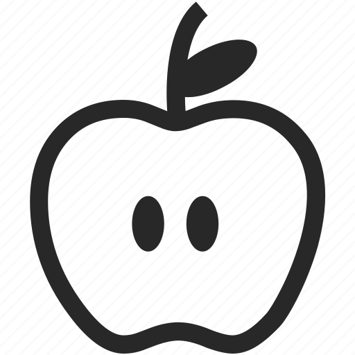 Apple, food, fruit icon - Download on Iconfinder