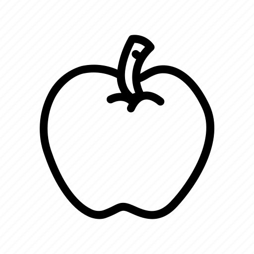 Apple, cook, eat, kitchen, restaurant icon - Download on Iconfinder