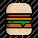 cooking, fast food, food, hamburger, healthy, meal, snack
