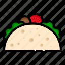bread, breakfast, food, healthy, meal, sandwich, vegetable icon