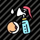 pumpking, milk, breast, pump, breastfeeding, child