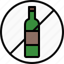 alcohol, allergy, avoid, ban, drink, no, wine