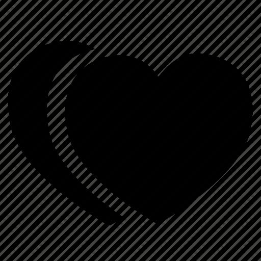 bride, heart, love, romantic, sweet icon