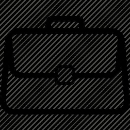 baggage, brief, briefcase, business, case, office, portfolio icon