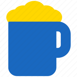 alcohol, ale, bar, beer, beverage, drink, glass icon