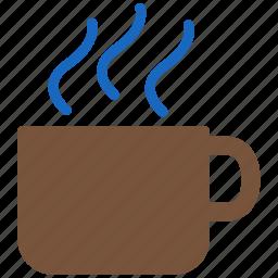 cafe, cappuchino, cup, drink, espresso, hot coffee, tea icon