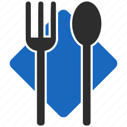 cafe, dinner, food, menu, place, restaurant, service icon