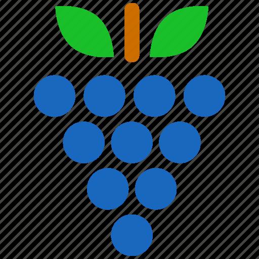 berry, fruit, grape, grapes, health, nature, wine icon