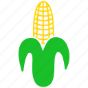 agriculture, corn, food, maize, plant, product, vegetable icon