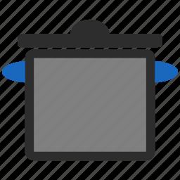 boil, cooking, equipment, hot, kitchen, pot, soup icon