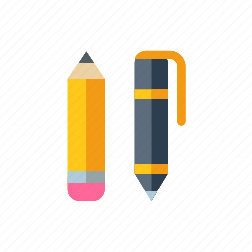 draw, pen, pencil, school, write, writing icon