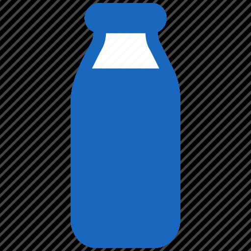 bottle, child food, drink, milk icon