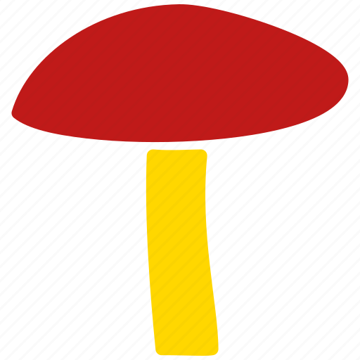 mushroom, natural, nature, organic, wild mushroom icon