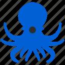cephalopod, devilfish, octopus, sea food, seafood, restaurant