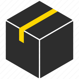 box, case, pack, package, products icon