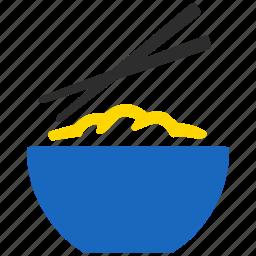 chinese food, food, porridge, rice icon
