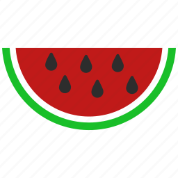 fruit, melon, vegetable, vegetables, vegetarian, watermelon icon
