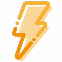 bolt, charge, electric, interface, lightning, power icon