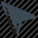 arrow, interface, point, pointer