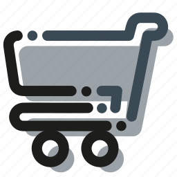 cart, commerce, interface, shop, shopping icon
