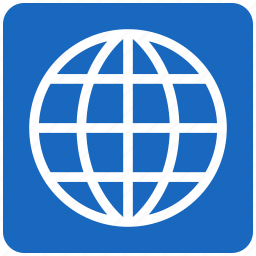 browser, earth, entire, global, globe, internet, planet, planetary, total, tourism, travel, trip, web, world icon
