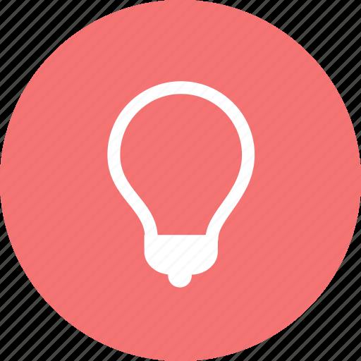 brightness, idea, light, lightbulb icon