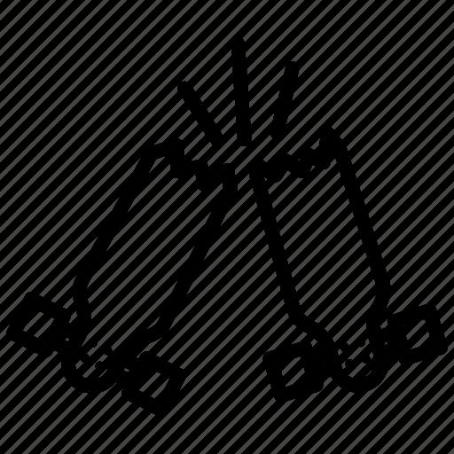 broken, longboard, shortboard, skate, skateboard icon