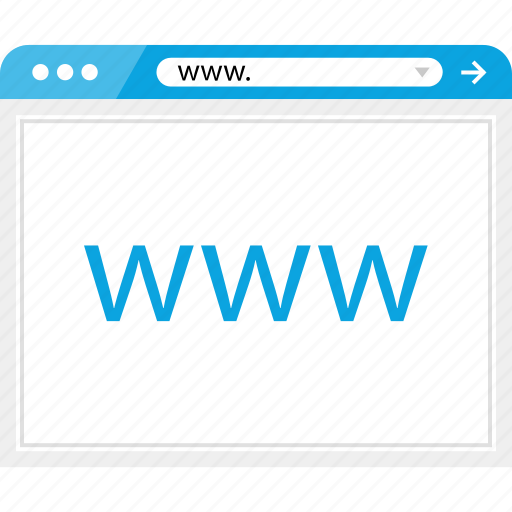 browser, online, web, www icon