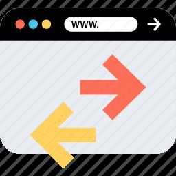 activity, internet, online, seo, web, webbrowser, www icon