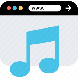internet, music, online, seo, web, webbrowser, www icon