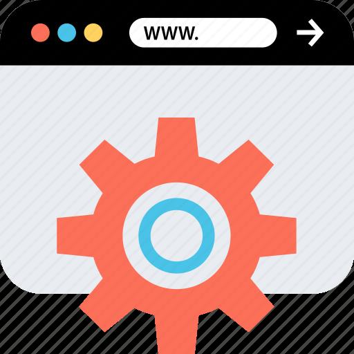internet, online, seo, setting, web, webbrowser, www icon