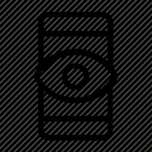 smartphone, view icon
