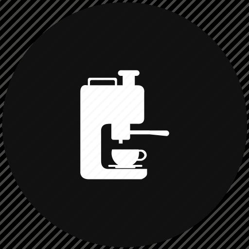 auto, cafe, coffee, drink, mashine icon