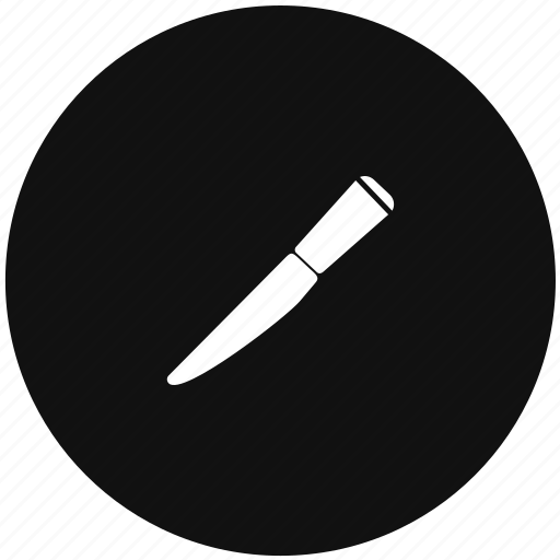 cut, kitchen, knife icon