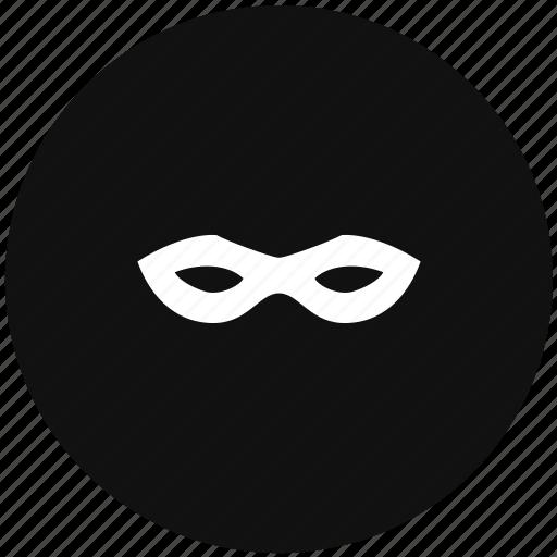 hero, mask, robin icon