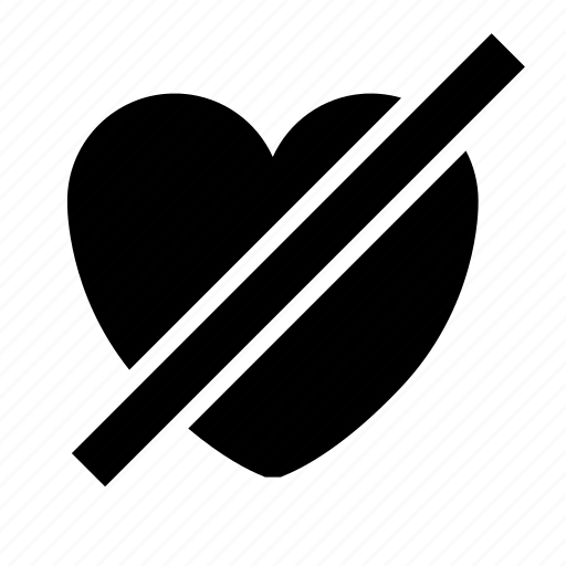 browser, dislike, function, hate, heart icon