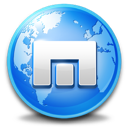 browser, maxthon icon