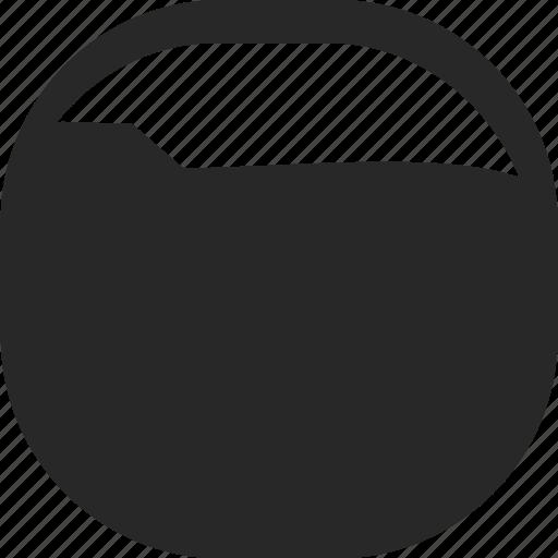 application, document, file, folder icon