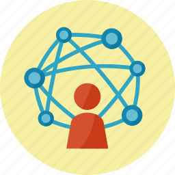 communication, community network, connection, internet, networks, social community icon