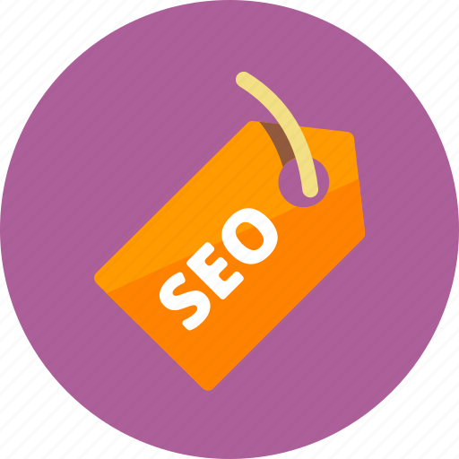 search engine optimization, seo, seo tags icon