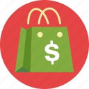 affiliate marketing, marketing, seo, shopping bag icon