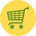buy, ecommerce optimization, seo, shopping cart icon