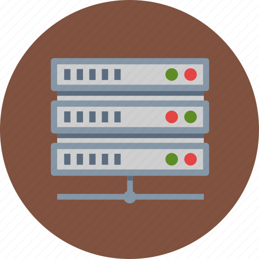 computing, hosting, internet, network, server, web hosting, web server icon