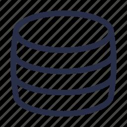 base, cloud, data, database, file, server, storage icon