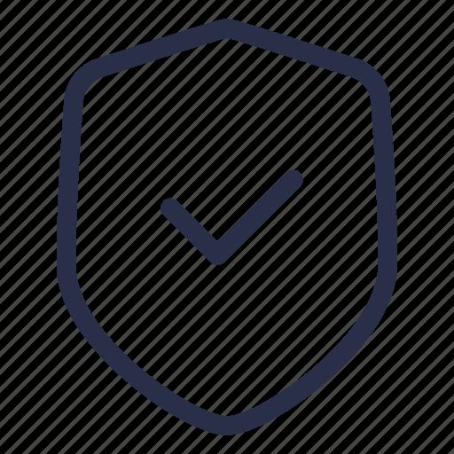 guarantee, guard, safe, security, shield, trust, verify icon