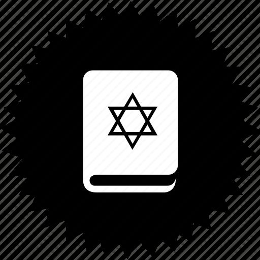 book, david, israel, star, worship icon