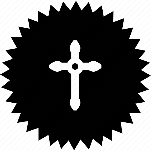 belief, christian, creed, cross, faith, religion icon
