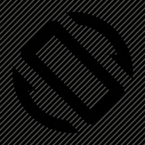 flip, orientation, rotate icon